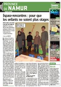 © L'Avenir 6 avril 2013
